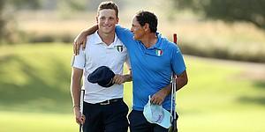 Italians Mazzoli, Barbieri thrive at Orlando International Amateur under Binaghi