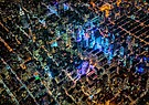 Vincent Laforet's Dazzling Aerial Night Photos