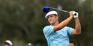 Amateur Bryson DeChambeau grinds it out to make API cut