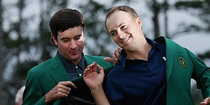 With Masters approaching, major-championship minutiae help set stage