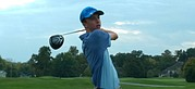 Stohler takes boys overall title in playoff