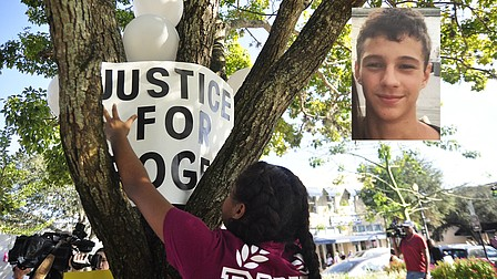 Three teens arrested in Winter Park student's death