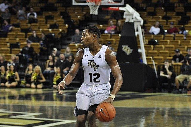 UCF's Matt Williams is leading the team in scoring this season, but with the return of B.J. Taylor he's sharing the top points per game recently.