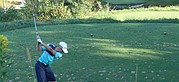Wrightson claims boys title on home course
