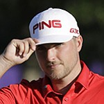Austin Cook excels on hard road in pursuit of PGA Tour card