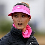 Injured Wie withdraws from Women's British Open