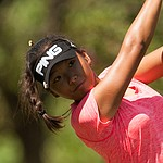 Career-low round gives Yujeong Son lead at Junior PGA