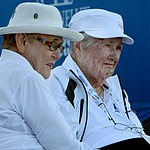 Memories of a long flight with LPGA legend Louise Suggs