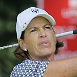 Inkster sends message to U.S. Solheim Cup team with Legends Tour win