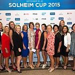 PHOTOS: 2015 Solheim Cup gala dinner