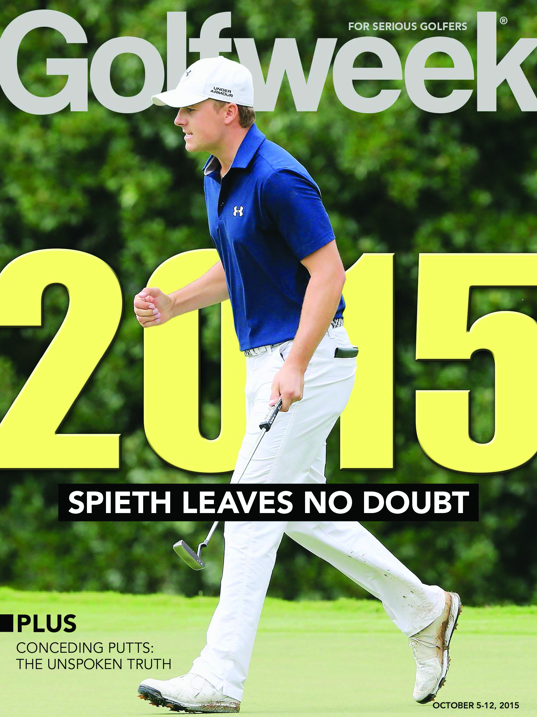 In this issue: Oct. 5, 2015