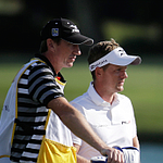 Donald amid caddie search after split with longtime looper McLaren