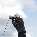 South African Branden Grace begins to realize his star potential