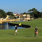 PHOTOS: 2015 Golfweek Div III Fall Invitatonal (Monday)