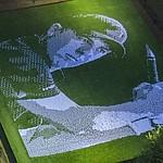 Jordan Spieth mosaic in Dallas includes 24,000-plus golf balls