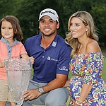 Jason Day, wife Ellie welcome second child