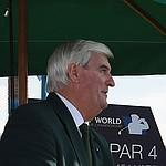 Ivor Robson ends 41-year run as European Tour starter