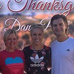 Happy Thanksgiving! Pro golfers celebrate Turkey Day