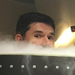 Padraig Harrington rehabs knee with cryotherapy unit