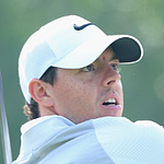 McIlroy tries out DeChambeau's golf clubs on range in Abu Dhabi