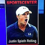 """SportsCenter shows incorrect graphic of World No. 1 golfer """"Justin"""" Spieth"""