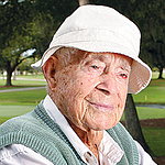 Golf holds strong in heart of oldest PGA member