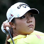 Jang, Ko share the lead as third round is suspended at Coates Golf Championship