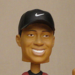 PHOTOS: Bobbleheads of Tiger Woods, other golfers