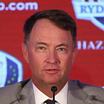 Davis Love III hard at work in Ryder Cup preparation
