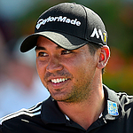Jason Day works to balance professional golf with family life