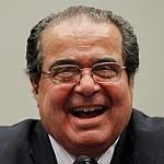 Justice Scalia's sarcasm extended to dissenting opinion on golf issue