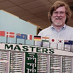 Inspired by Golfweek cover, man makes Lego replica of Masters leaderboard