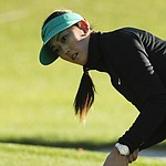 Wie turns to Jack Nicklaus putting style in opening-round 70