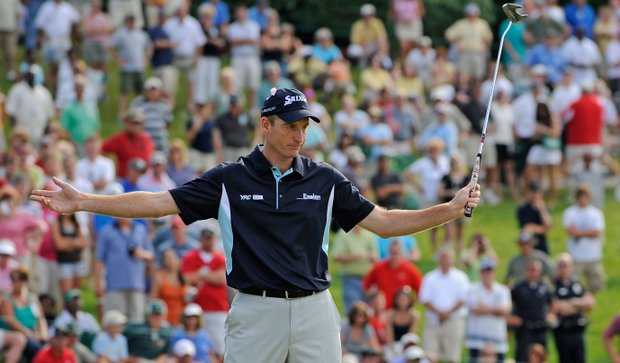 """""""I'm hoping it's not winter again there, put it that way,"""" Furyk said. """"It was in the 50s, raining sideways and blowing. That's not summer, I'm sorry."""""""