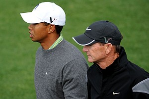 Hank Haney first started coaching Tiger Woods in March 2004.