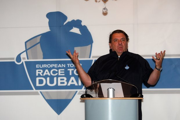 """David Spencer, the architect behind Leisurecorp's partnership with the PGA European Tour and the season-ending """"Race to Dubai,'' is out as chief executive of the high-end development company."""