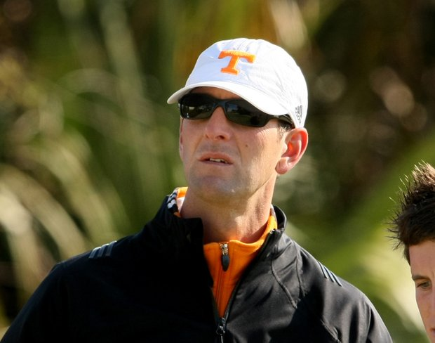 Bryce Wallor was the former assistant coach at Tennessee