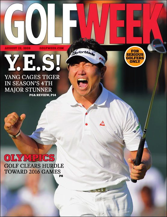 PGA Championship review / Golf clears Olympics hurdle (Aug. 22, 2009)