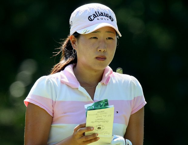 Jennifer Song enters Sunday's final with a chance to become just the second player in history to win both the U.S. Women's Amateur Public Links and Women's Amateur in the same year.