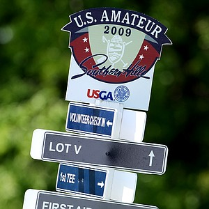 The 2009 U. S. Amateur at Southern Hills Country Club in Tulsa, Oklahoma.