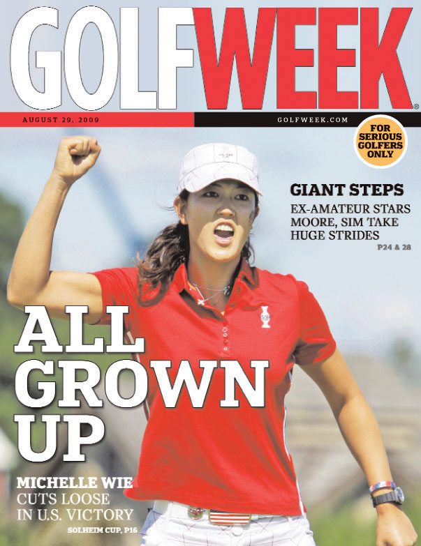 Solhei Cup review / Ex-amateur stars make huge strides (Aug. 29, 2009)