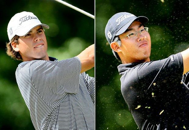Ben Martin and Byeong-Hun An advanced to the U.S. Amateur finals.