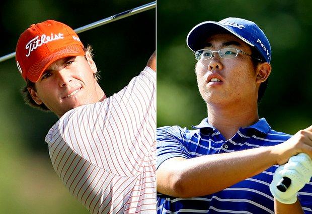Ben Martin and Byeong-Hun An will meet in the U.S. Amateur finals.