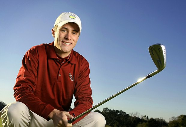 Drew Kittleson, pictured here in Jan. 2009, won Golfweek's Conference Challenge Sept. 1.