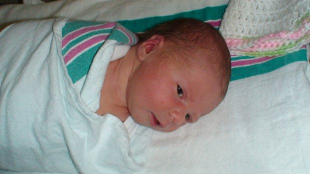 Ava Madelyn McGee was born Sept. 1 to Annika Sorenstam and Mike McGee. She weighed 6 pounds, 10 ounces and was 19 inches long.