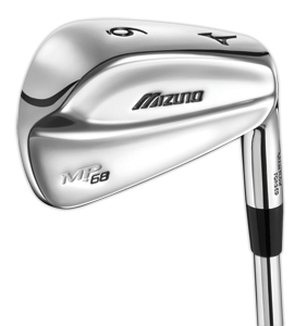 Mizuno MP-68 iron.