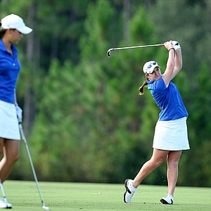 Amelia Lewis of the University of Florida at No. 9.