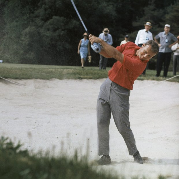 Arnold Palmer on May 23, 1962.