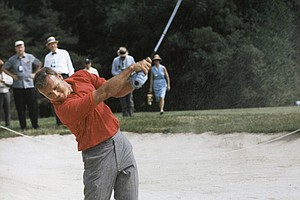 Arnold Palmer on May 23, 1962.
