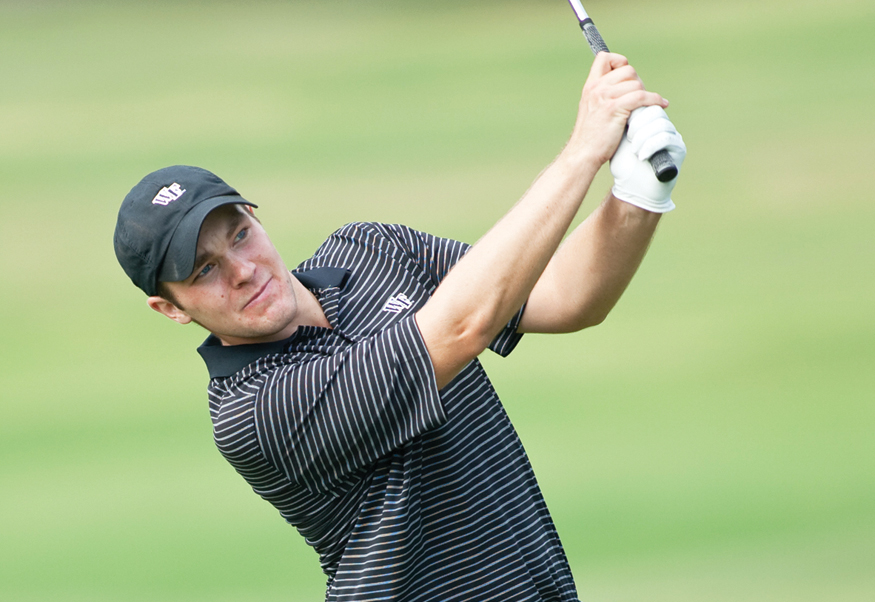 Wake Forest senior Brendan Gielow won the Porter Cup in July.